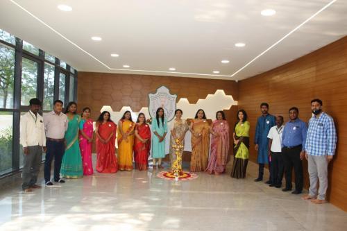 DPS Bangalore West Orientation Programme 2021-22